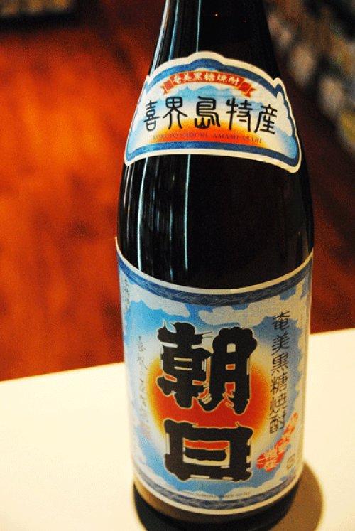 他の写真1: 朝日 黒糖焼酎 30度 1.8L